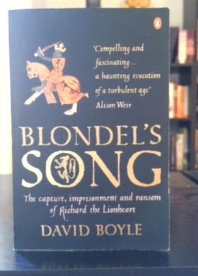 BLONDEL'S SONG