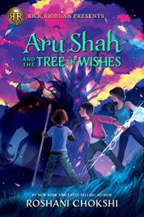 Aru Shah and the Treet of Wishes