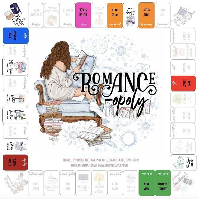 Romanceopoly Tracker Mar
