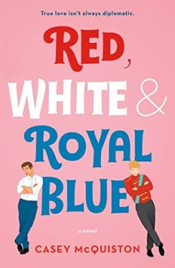 Red, Whitw & Royal Blue